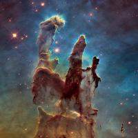 New Pillars of Creation HD Square
